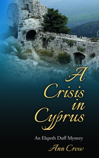 Crisis in Cyprus front cover